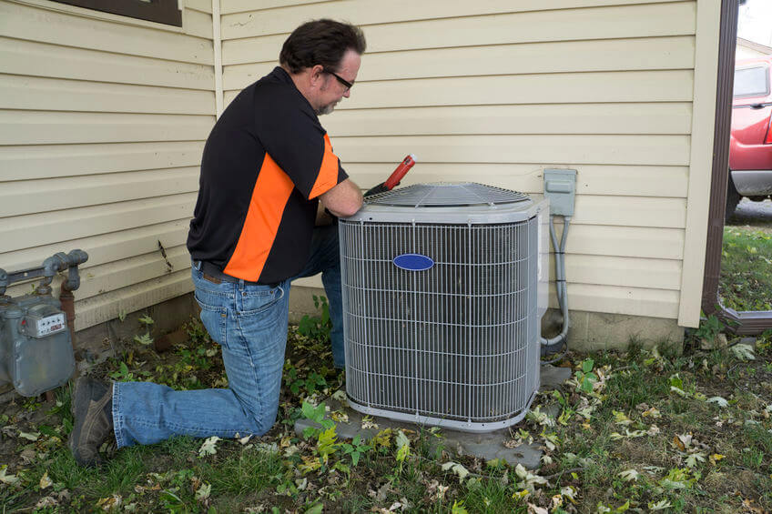 HVAC System Services in Braselton, GA