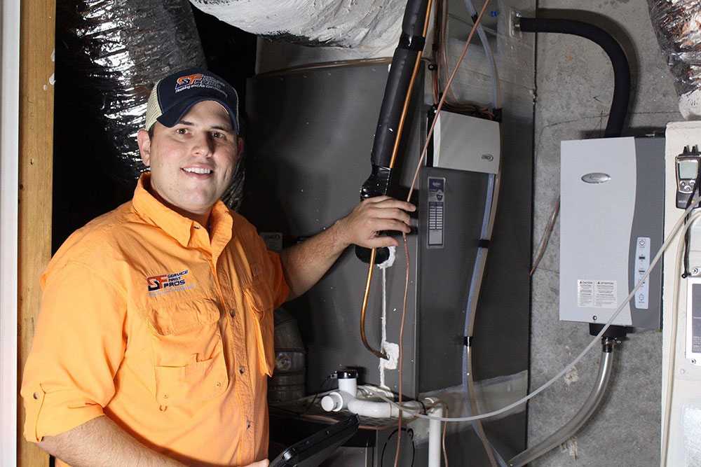 Heating Services In Braselton, GA